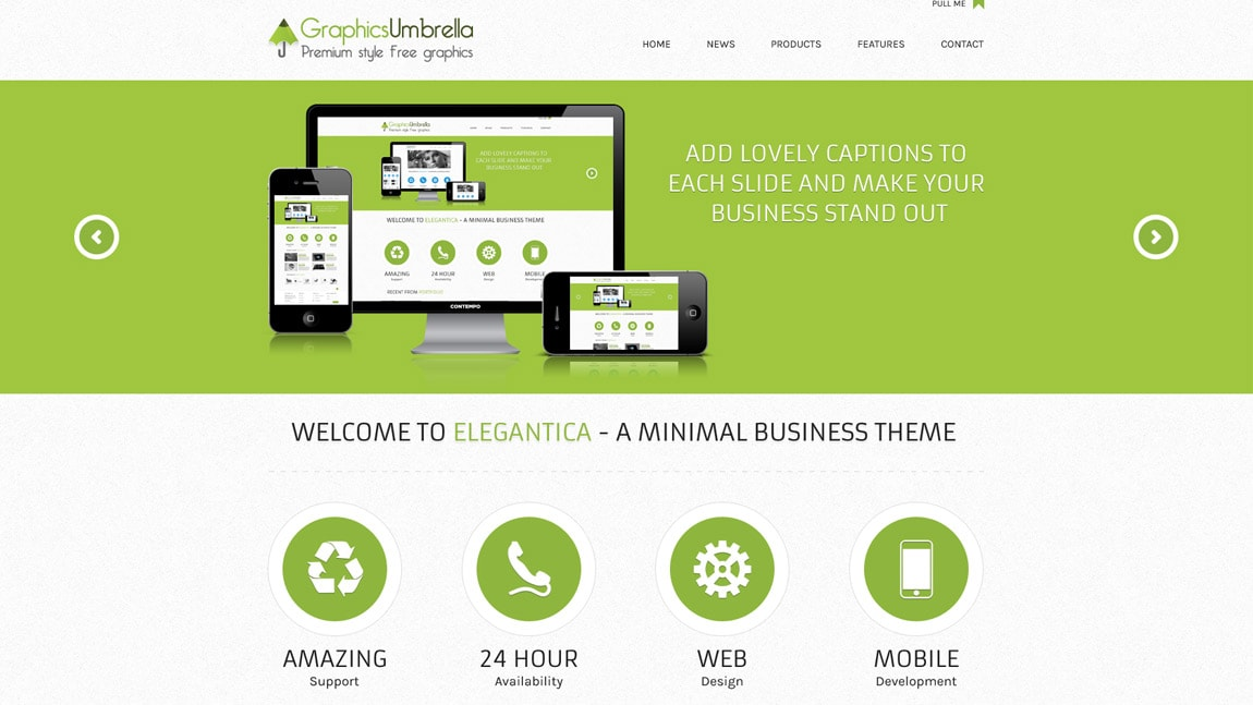 Multi Purpose Website